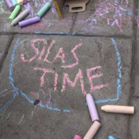 title in chalk