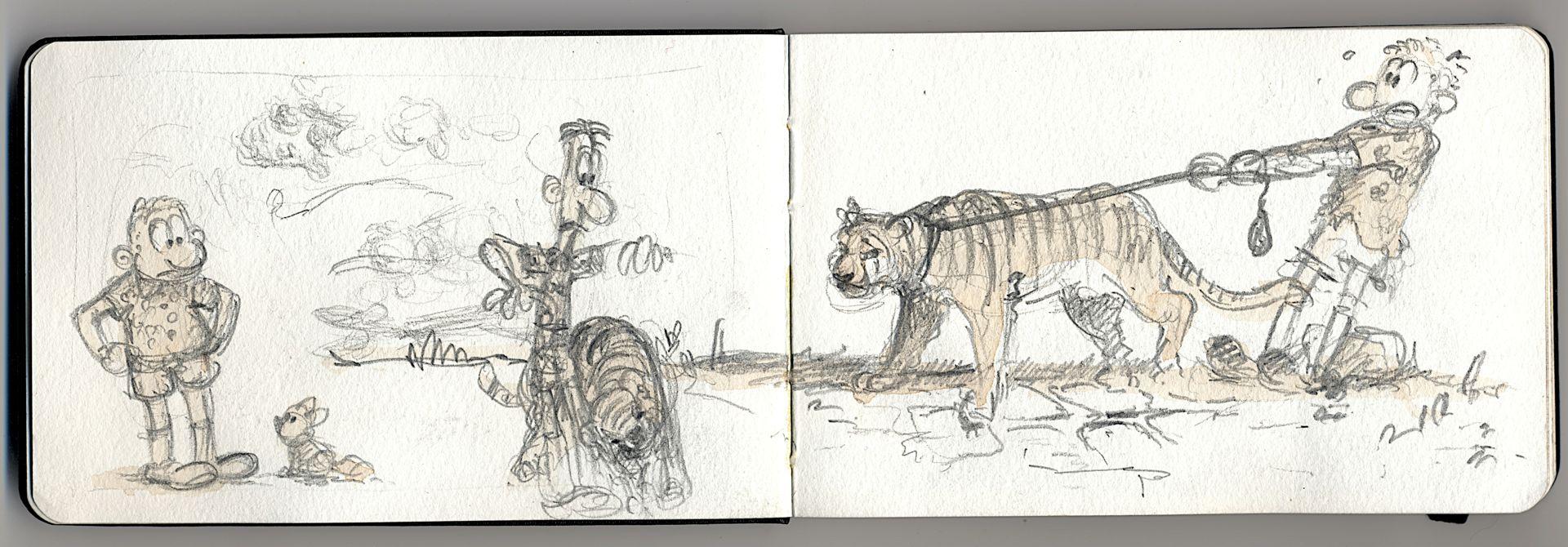 Tigers do not make good pets. But kitten do.
