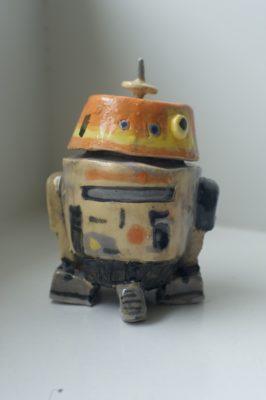 star wars rebels droid front
