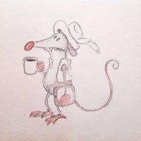 Coffee possum