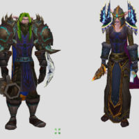 warcraft character