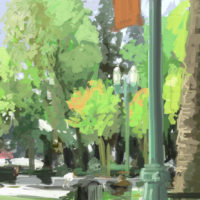 downtown healdsburg california