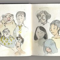 Sterling Sketchbook