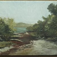 Hong Kong Oil Painting