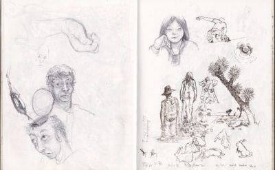lisa mann class drawings