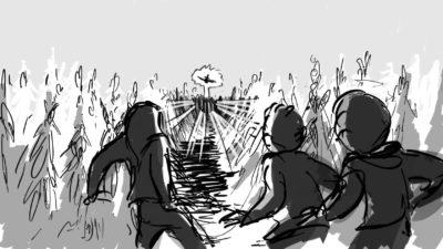 cornfield  posbq