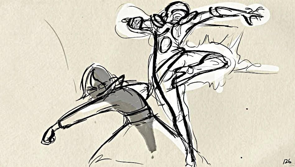 fight  luuh