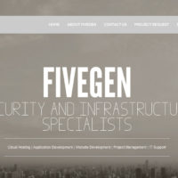 fivegenweb hosting