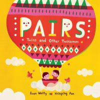 Evan Welty illustrated by Hsingping Pan ammonite films publishing