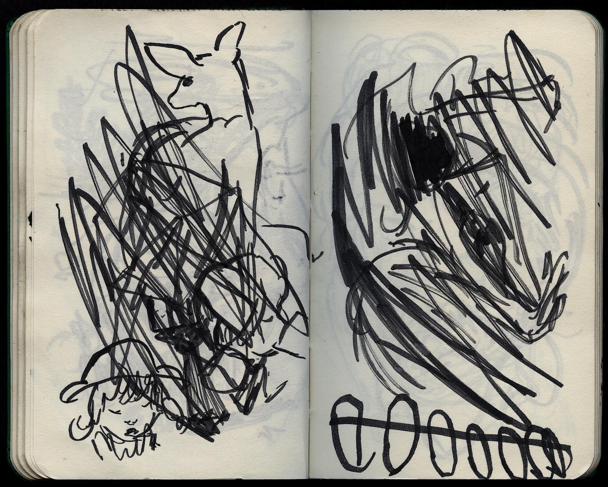 Green Sketchbook