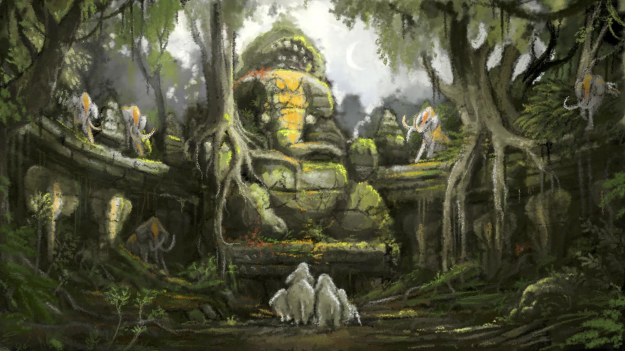 Elephant Idol
