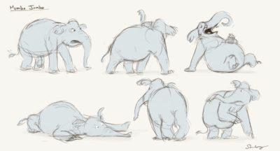 elephantposes